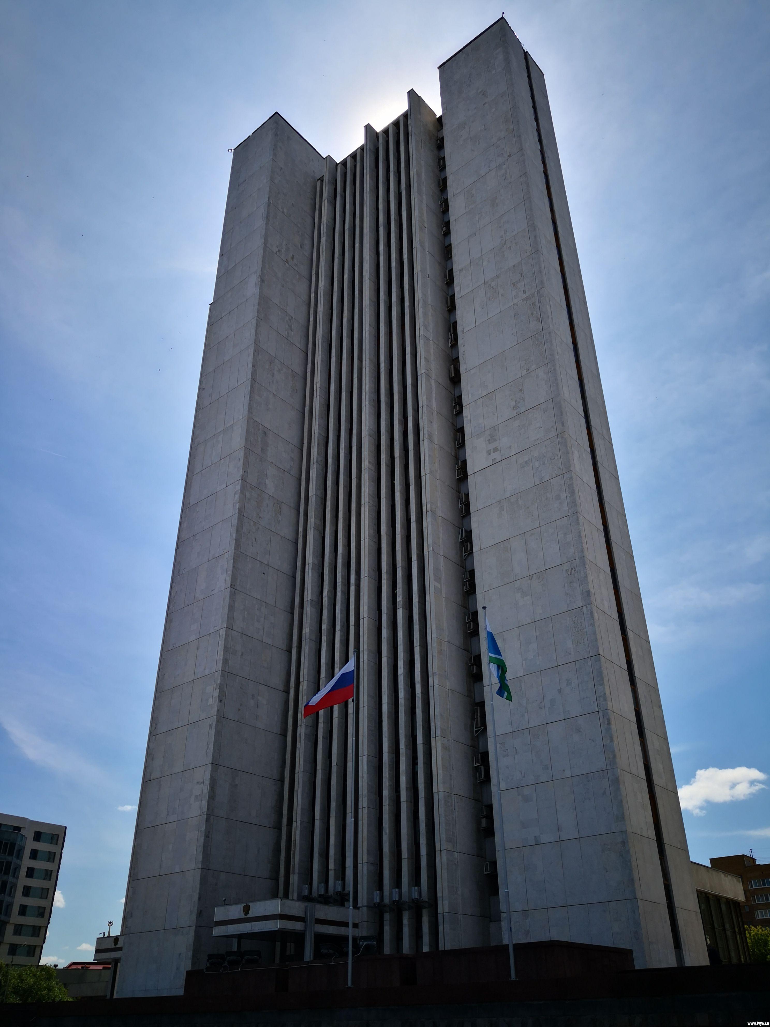 18.叶卡捷琳堡的建筑