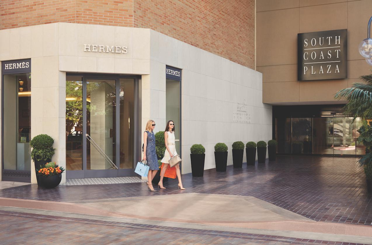 南海岸广场购物中心与加州知名景点联手打造豪华行程