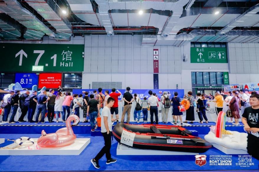 百场活动荟萃、巨大水池来袭!2020上海国际水上运动展限时免费报名! ...