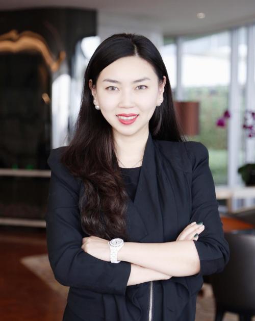 上海虹橋西郊莊園麗笙大酒店新任駐店經理胡夢洋女士