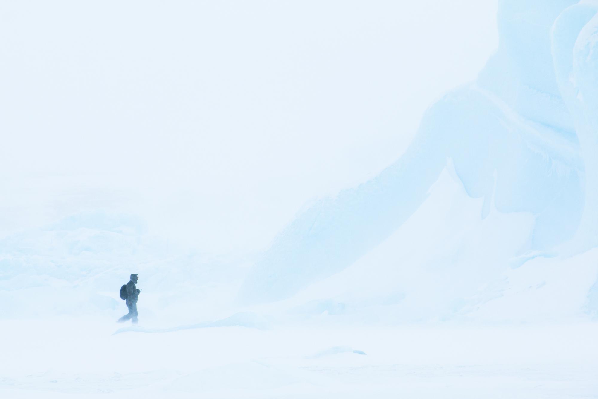 """""""人在南极,探索无限"""" PRO TREK PRW-50YAE,细节至上"""